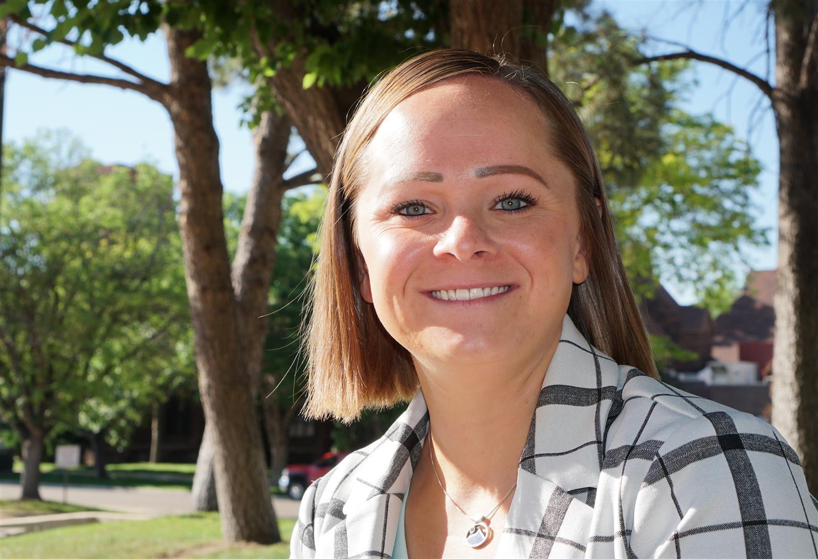 Principal Stephanie Markert